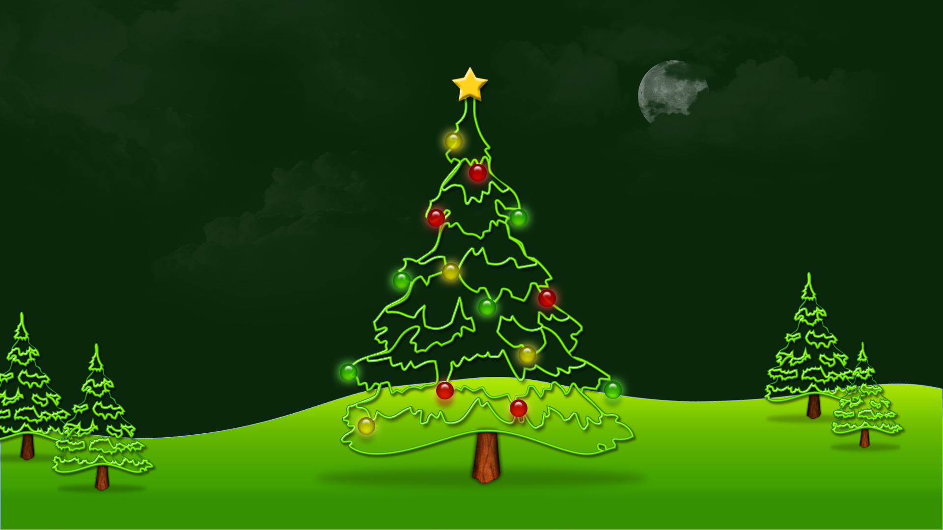 animated-christmas-tree-wallpaper-hd